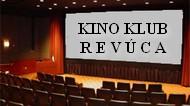 Program kina Klub Revúca na júl 2016