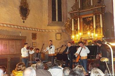 V Štítniku bol výborný koncert, krásny kultúrny podvečer, nádherné piesne a potešenie na duši s Pavlom Hammelom