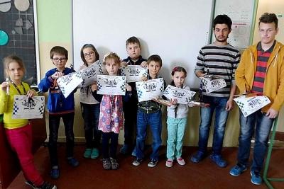 Výsledky Školského šachového turnaja Základnej školy v Gemerskej Polome 2017 – 1. ročník