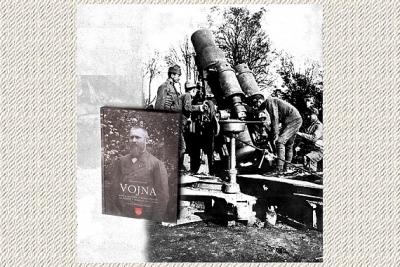 Beseda s historikom Pavlom Mičianikom o knihe vojaka rakúsko-uhorskej armády – Samuela Činčuráka Vojna