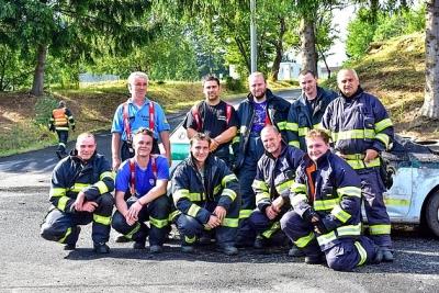 Dobrovoľné hasičské zbory obcí aj z nášho regiónu sa zúčastnili výcviku na Lešti