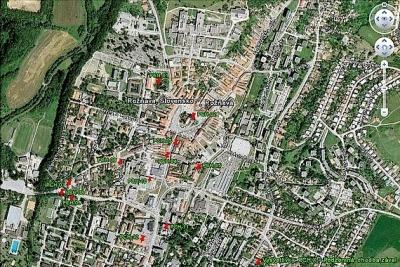 Ťažili sa v minulosti nerasty v intraviláne baníckeho mesta Rožňava?