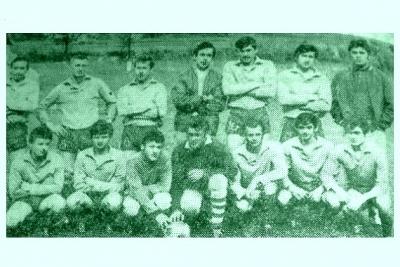 Z histórie futbalu: O futbalových  kluboch v okrese Rožňava, ktoré postupne zanikli