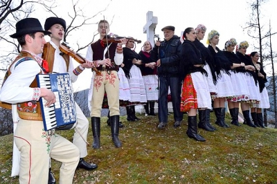Jozefovské jarné spevy vo Vlachove ozvučili celú Slanskú dolinu