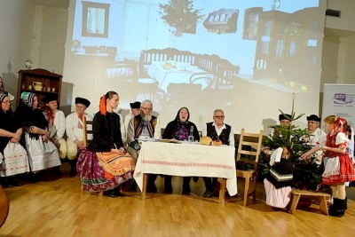 Dom tradičnej kultúry Gemera v Rožňave rozvoniaval škoricou a vanilkou, ozývali sa v ňom koledy a vianočné piesne
