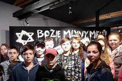 Navštívili Múzeum holokaustu v Seredi
