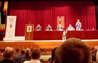 Na konferencii hasičských jednotiek v Martine aj zástupcovia z Gemera