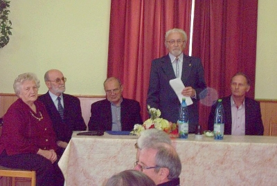 Rožňavskí seniori tiež zhodnotili činnosť v ZO JDS za uplynulé obdobie
