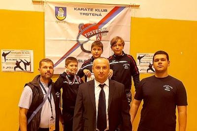 V Tvrdošíne sa uskutočnili otvorené Majstrovstvá Stredoslovenského zväzu karate kadetov a juniorov