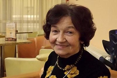 Cesta Zuzany Homoliakovej z Revúcej do Bratislavy bola spojená s ocenením jej práce v prospech seniorov