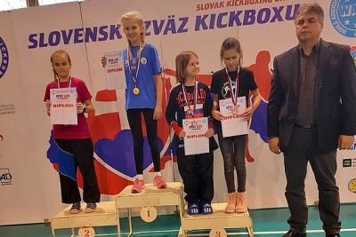V piatom kole Open ligy SZKB v Lučenci zažiarila Natálka Tószegiová z Revúcej