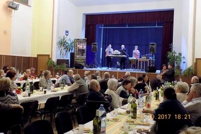 Mesto Jelšava si každoročne v októbri uctí dôchodcov – seniorov