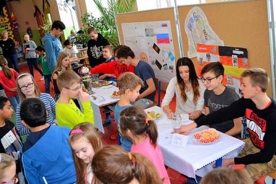 Naučiť sa niečo nové zaujímavou formou bolo cieľom projektového týždňa v ZŠ Ivana Branislava Zocha
