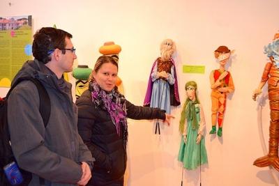 Výstava Rozprávkové múzeum, ktorú otvorili v Rožňave, približuje bábkarstvo so svojbytným prejavom umelcov slovenskej moderny