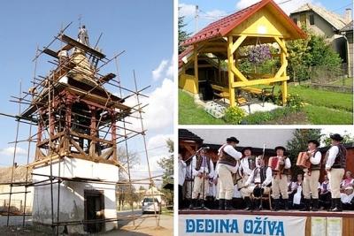 Máte nápad, ako zveľadiť kultúrne dedičstvo nášho regiónu?