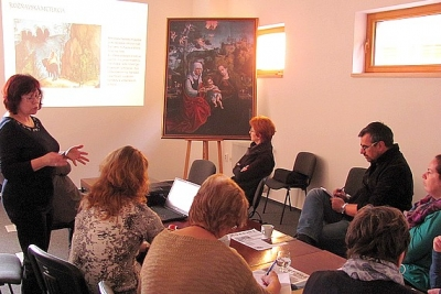 Učitelia dejepisu sa stretli vo vynovených priestoroch Baníckeho múzea v Rožňave