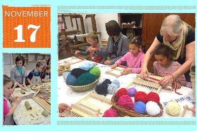Vo štvrtok očakávame v remeselníckych dielňach Domu tradičnej kultúry rodiny s deťmi