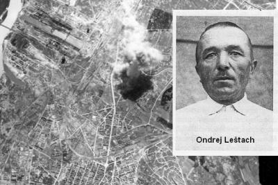 Ondrej Leštach, väzeň číslo 8879 1172, zajatec