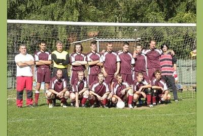 Druhá trieda vo futbale v okrese Rožňava za posledných šesť rokov