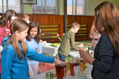 V Základnej škole Ivana Branislava Zocha v Revúcej pripravili oslavu Dňa Zeme