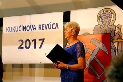 Z celoslovenskej prehliadky v umeleckom prednese poézie, prózy a vlastnej tvorby seniorov - Kukučínova Revúca 2017