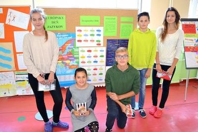 Európsky deň jazykov u Zocháčov si pripomenuli 26. septembra