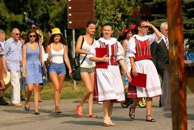 Drienčany s kultúrno-spoločenským podujatím  - Dedina ožíva - už po trinásty raz