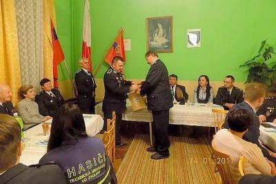 Jelšavskí dobrovoľní hasiči hodnotili uplynulý rok