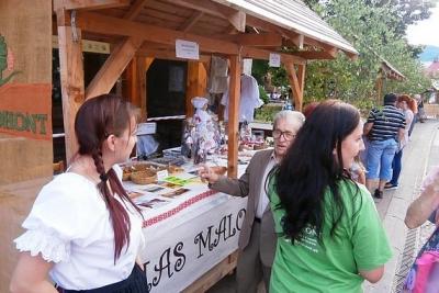 Podmienky prezentovania remeselných výrobkov na Jarmoku tradičných remesiel v Klenovci