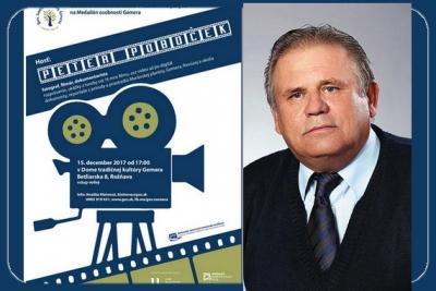 Decembrovým medailónom predstavia osobnosť Gemera - fotografa, filmára, dokumentaristu Petra Pobočeka
