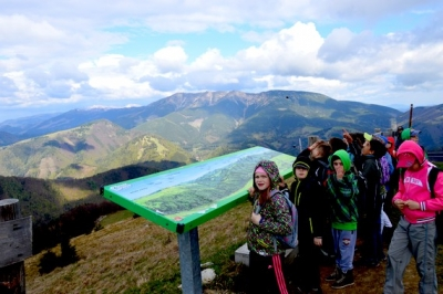 Zocháči si vysnívali školu v prírode v areáli snov na Donovaloch