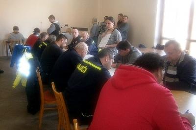 Psychotesty v Jelšave absolvovali aj vodiči hasičskej techniky