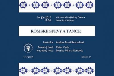 Špeciálny spevácky dom: Andrea (Bursi) Rendošová naučí spievať rôzne známe, ale aj neznáme rómske phurikane giľa a neve giľa