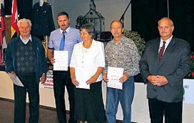 Rakovničania oslávili 15. výročie založenia ZO JDS a Mesiac úcty k starším
