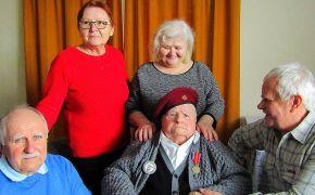 Bojovník s tvrdým koreňom - svobodovec Jozef Špitál oslávil 99 rokov