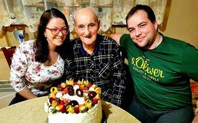 Štefan Kapec: Ďakujem všetkým, ktorí si spomenuli na moje 90. narodeniny