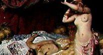 V secesnej budove Andrássyho obrazárne v Krásnohorskom Podhradí nájdete aj veľkorozmerné dielo Attilova smrť