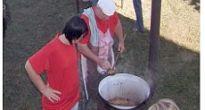 V Hnúšti opäť rozvoniavala kotlíková kapustnica