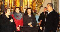 Vianočné pastorále 2014 v Evanjelickom kostole v Slavošovciach