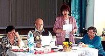 Klub  dôchodcov a Jednota dôchodcov v Čiernej Lehote nezabudli na MDŽ