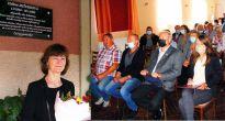 Helene Mišurdovej z Rakovnice udelili k výročiu SNP Cenu obce in memoriam a odhalili pamätnú tabuľu