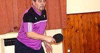 Víťazstvo v Novoročnom stolnotenisovom turnaji v Honciach si vybojoval Ferenc Ambrus