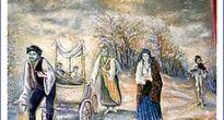 Pozvánka do Štítnika na výstavu obrazov PaedDr. Michala Bársonya