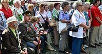 Oblastné oslavy 69. výročia Slovenského národného povstania v Tisovci