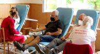 Najcennejšia tekutina – krv tiekla v piatok v Čiernom Potoku šestnástykrát