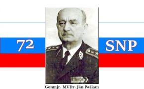 Stále sú živé spomienky generálmajora MUDr. Jána Paškana na Gemer počas Slovenského národného povstania