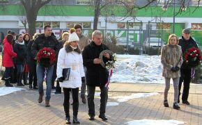 Devätnásty december je dňom, kedy si Tornaľčania každoročne pripomínajú oslobodenie spod fašizmu
