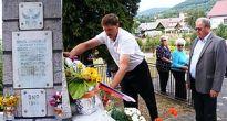 Nech pamiatka na padlých našich spoluobčanov v SNP ostane navždy živá
