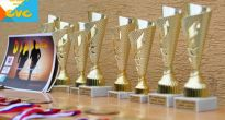 Medailová zbierka žiakov Základnej školy J. A. Komenského v prvej polovici školského roku
