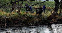 Na Deň Zeme Jelšavčania čistili rieku Muráň
